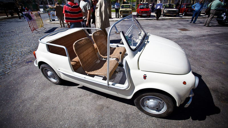 The Ten Cutest Cars Ever Made