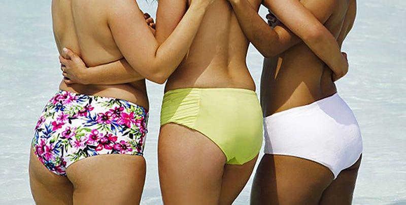 This Photo Shoot Proves All Bodies Are Bikini Bodies