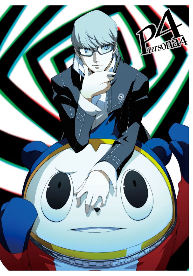 This Gorgeous Persona 4 Art Book should Tide You Over Until Golden Comes Out