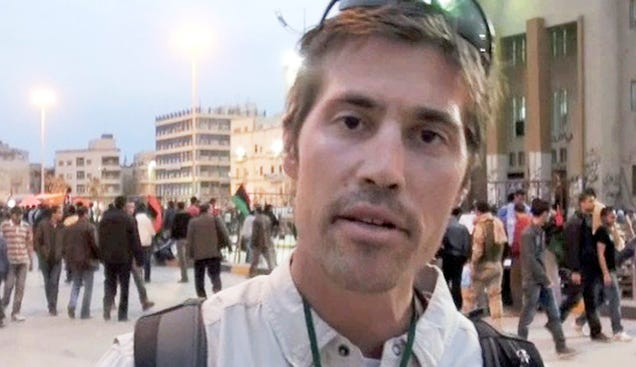 The US Launched a Secret Failed Mission to Rescue James Foley
