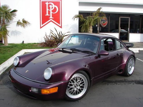 Seems like we're in a purple mood today.. So have some 911s