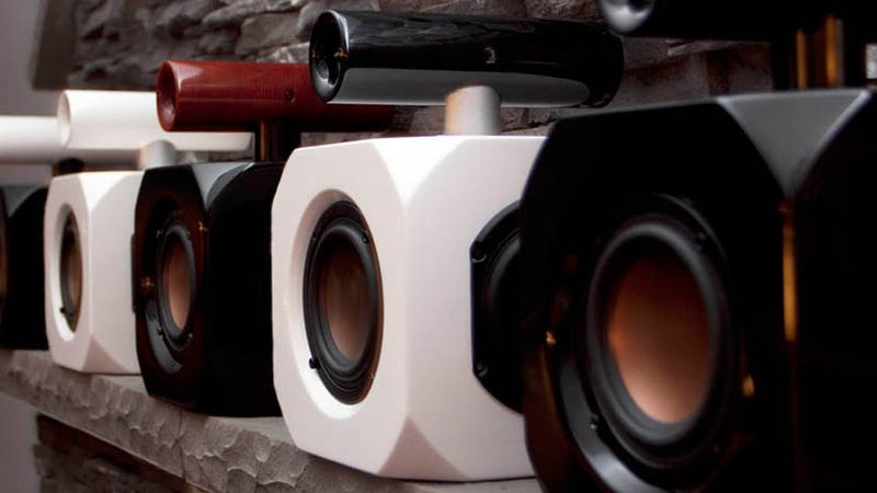 Adsum Detonator Speakers Blast The Crap Out Of Stuff