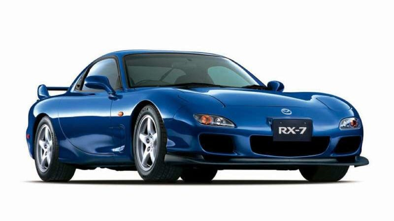 There Will Almost Definitely Not Be A New Mazda RX-7 In 2017