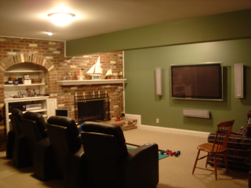 10 Of Your Best Home Theater Setups