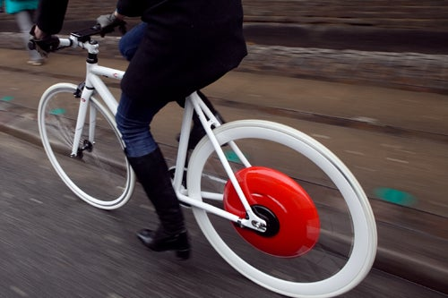 M.I.T. Ushers in Biking 2.0 With Copenhagen Wheel