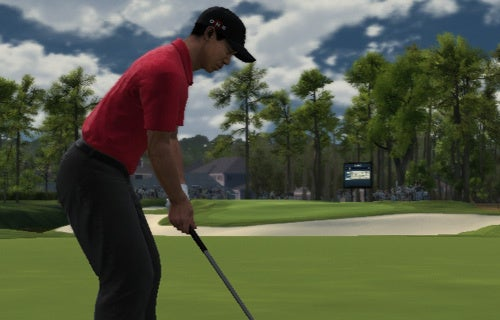 Tiger Woods Game Sales Fall By A Third
