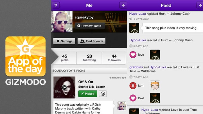 Piki: A Turntable.fm's Music Sharing App That Depends on Your Friends