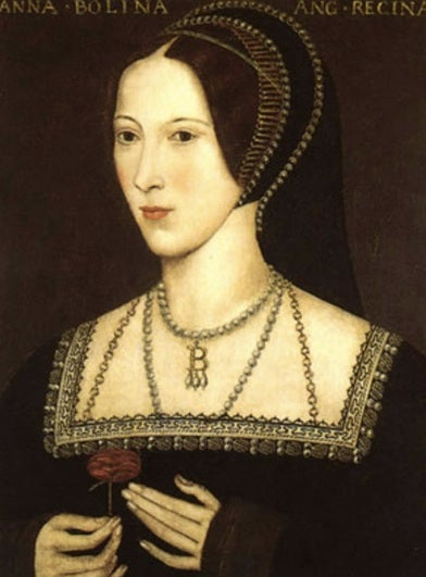 What was the mysterious plague that almost killed Anne Boleyn?