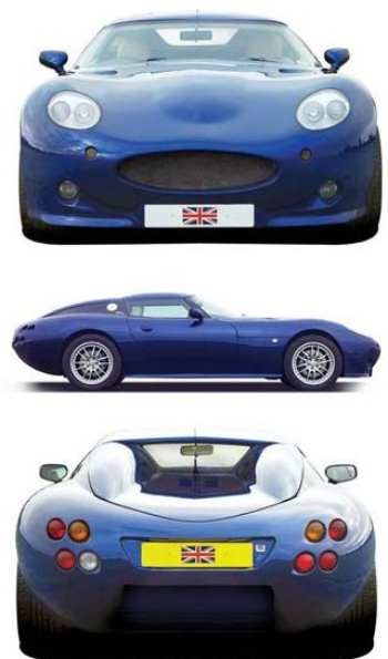Electro Brit: The Lightning Car Company GT