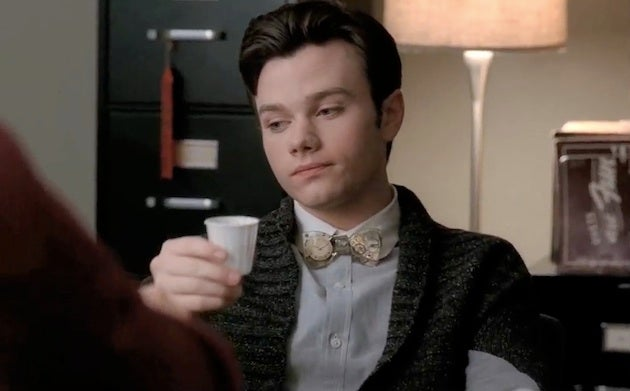 """Glee: Kurt Gets Kissed In Hour-Long """"It Gets Better"""" Video"""