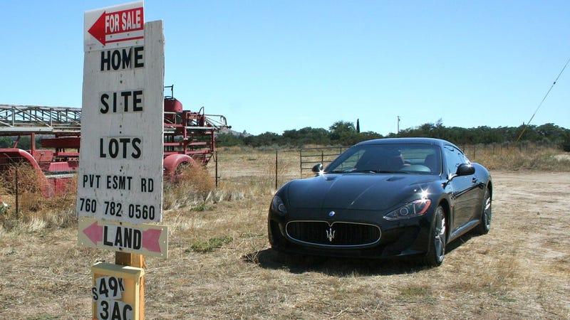 2012 Maserati GranTurismo MC Gallery