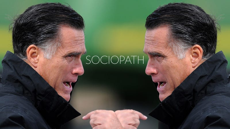 A Brief, Exhausting History of Mitt Romney Fighting With Himself About Abortion