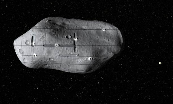It's Official: Planetary Resources Unveils Plans for Asteroid-Mining