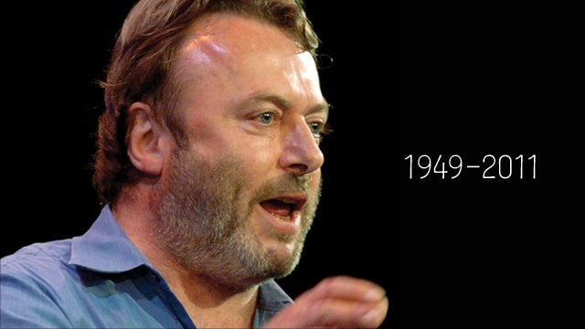 Christopher Hitchens' Unforgivable Mistake