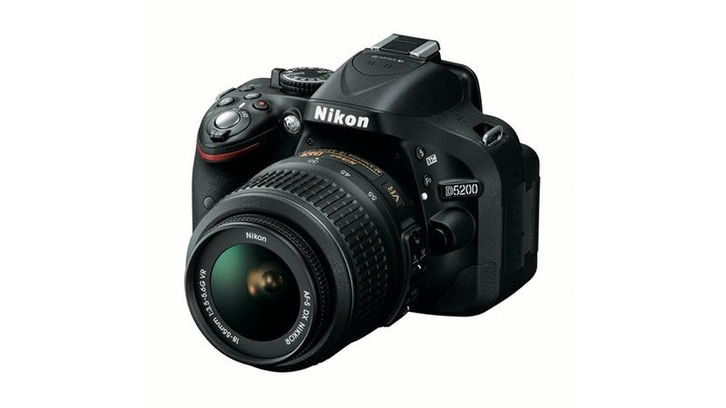 Nikon's Mid-Range D5200 DSLR Finally Comes to America