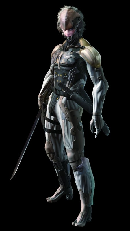 Raiden Makes The SCENE In New Metal Gear Online Expansion
