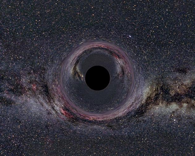 The forgotten genius who discovered black holes over 200 years ago