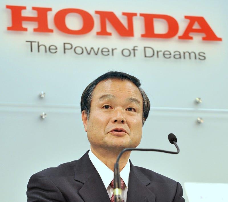 Takanobu Ito To Succeed Takeo Fukui As Honda CEO
