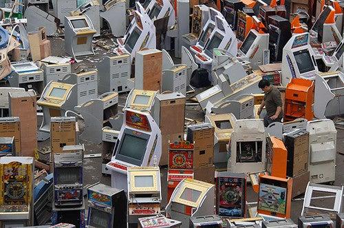 China's Game Machine Slaughter House