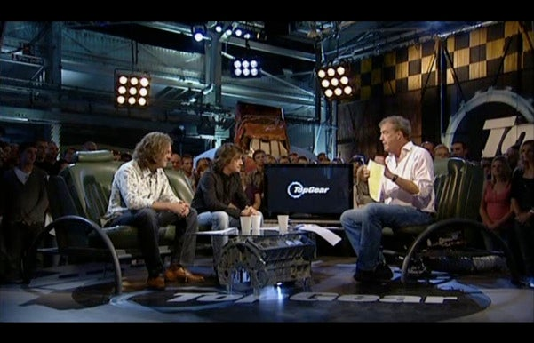 Top Gear Played By Bogus 210+ MPH Bugatti Veyron Ticket Too!