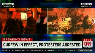 "Cops Shut Down CNN Broadcast; Reporter: ""Are We Under Martial Law?"""
