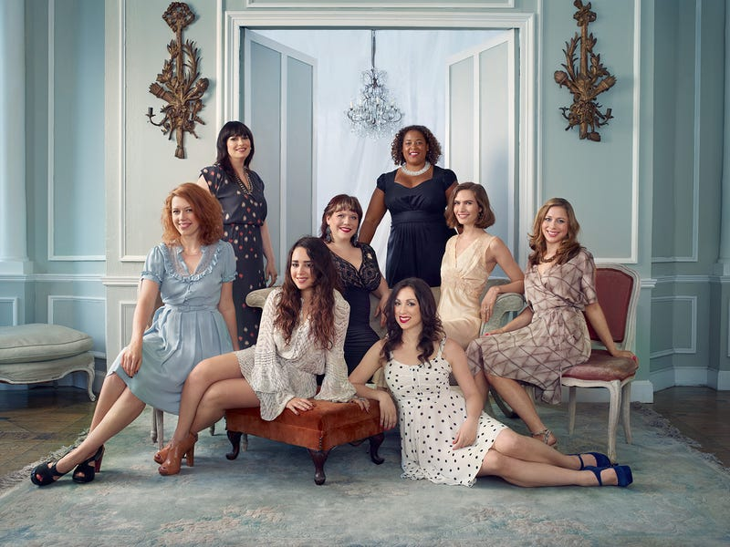 The Jezebel 25: Fancy Group Portrait Edition