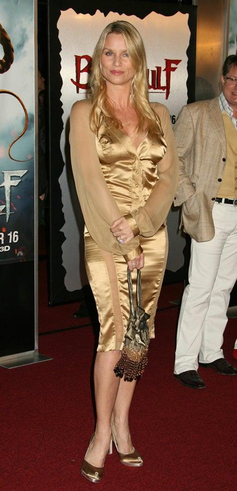 Nicolette Sheridan, Golden Girl