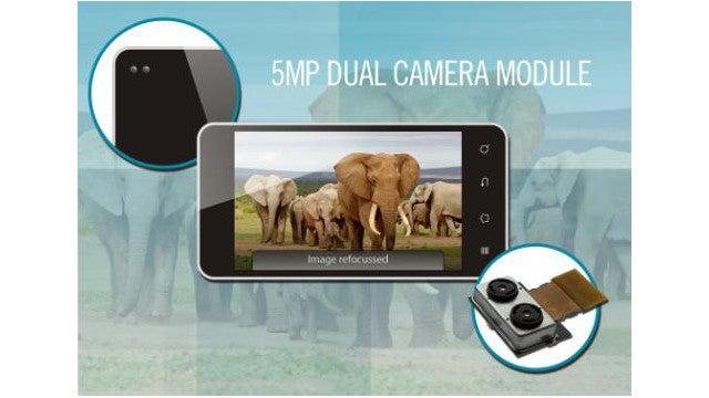 Toshiba Has a Lytro-Style Camera Ready to Pop Into Your Phone