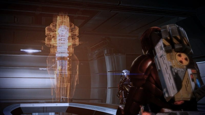 The Most Defining Decisions You Have To Make In Mass Effect