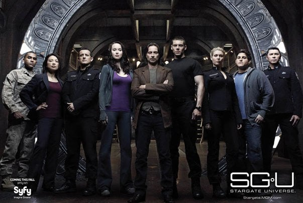 Spoiler Free Review of Stargate Universe's Next Few Episodes