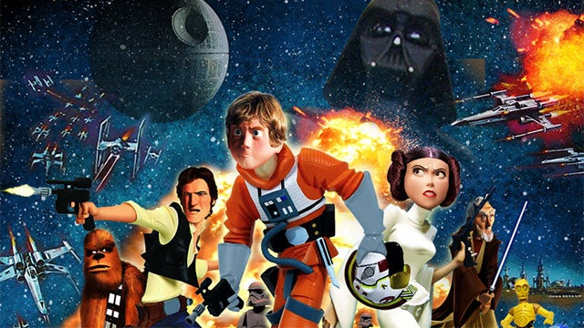Report: Pixar Will Make A Star Wars Movie