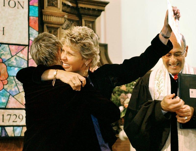 U.S. Presbyterian Church Votes to Allow Same-Sex Marriage Ceremonies
