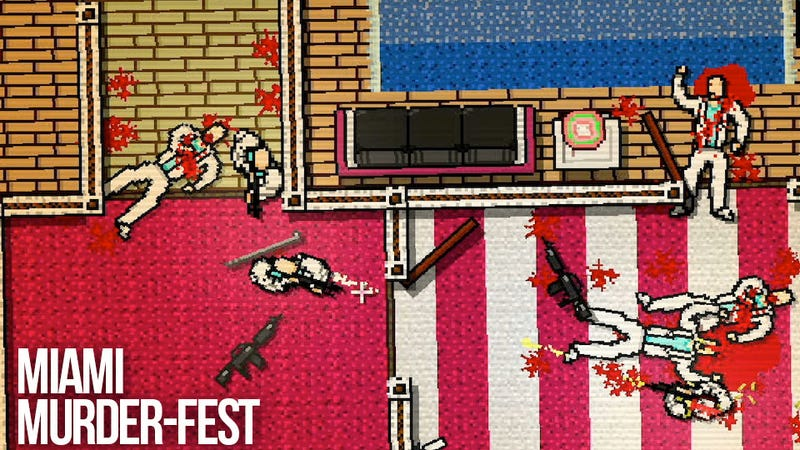Hotline Miami: A Neon-Drenched, Hyper-Violent Crime Game You Should Have Your Eye On