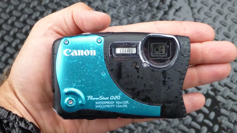 Canon D20 Gallery