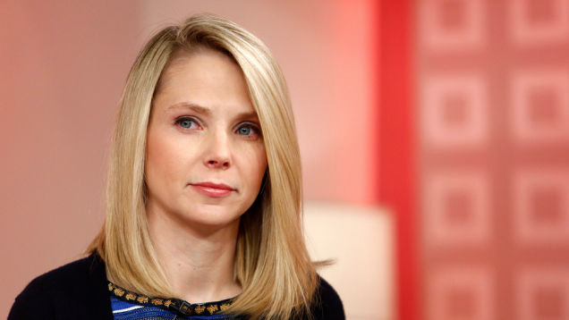 Marissa Mayer Slept Through a Business Dinner
