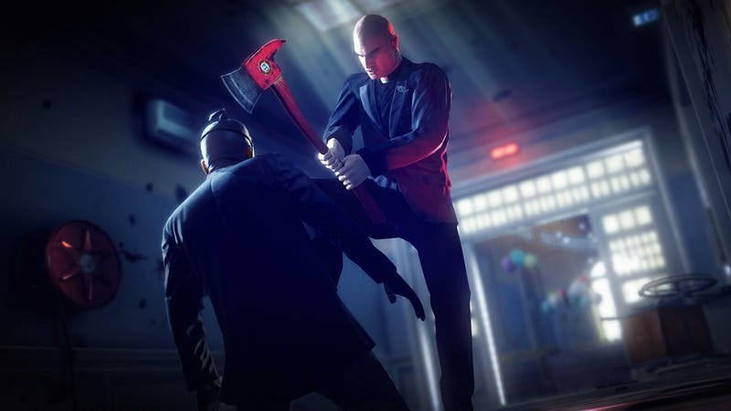 Hitman: Absolution's Game Director Is Answering Your Questions Live [Interview Closed]