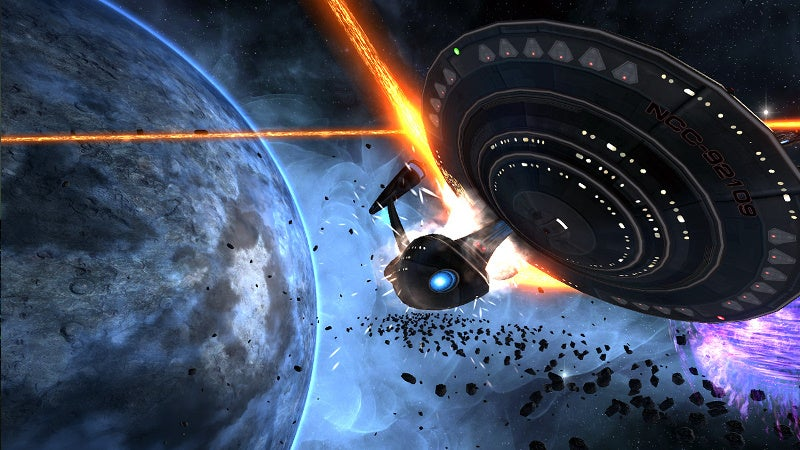 How Does Star Trek Online Fit Into the Star Trek Mythos?