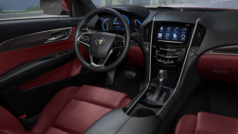 2013 Cadillac ATS: Press Photos