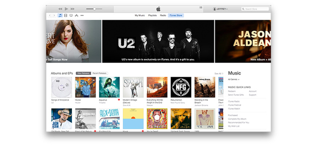 Report: Redesigned iTunes Store Will Be as Flat as iOS 8