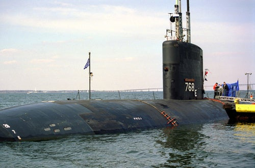 Smoking Banned On All U.S. Submarines