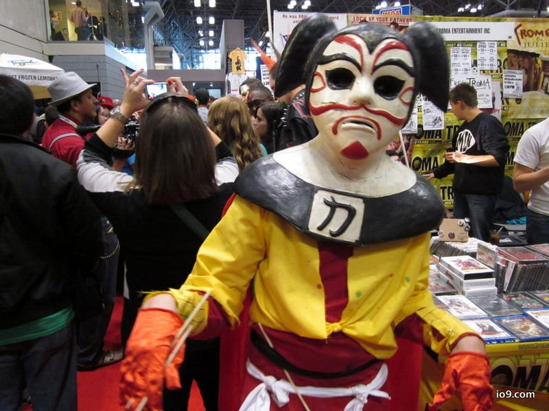 New York Comic-Con Cosplay TV, Movies and Video Games!