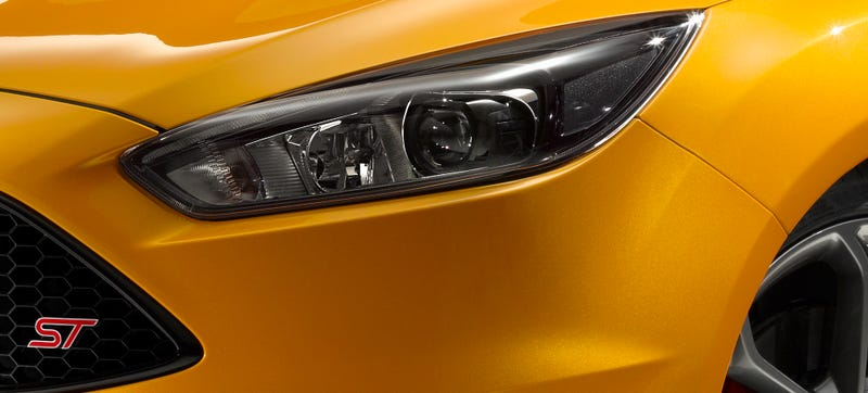 A 'New' Ford Focus ST Is Coming This Weekend