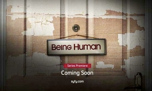 First teaser for the American Being Human series