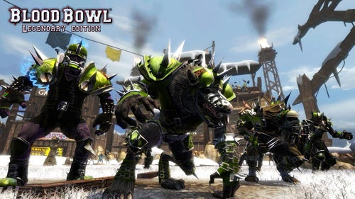 There Are Zombies On Blood Bowl's Lawn