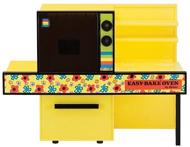 The Untold History of the Easy-Bake Oven