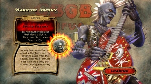 Guitar Hero: Warriors of Rock Visual Guide