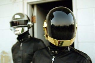 A Visual History of Daft Punk's Helmets