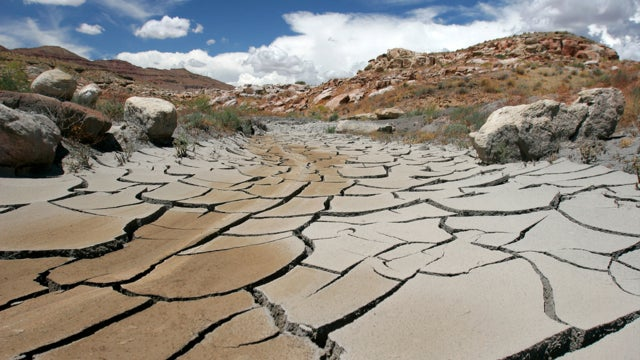The future of drought in America