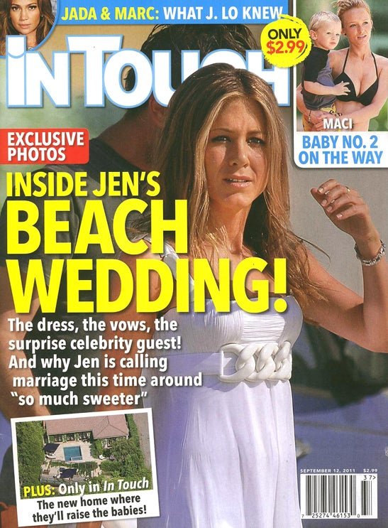 This Week In Tabloids: Jada Pinkett-Smith Didn't Sleep With Marc Anthony Because She's A Lesbian