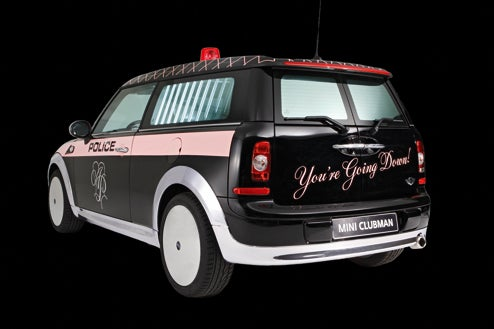 A Bad Bad Mini Clubman For A Good Cause